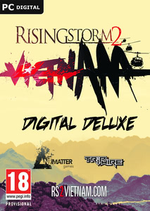 Packaging of Rising Storm 2: Vietnam Digital Deluxe Edition [PC]