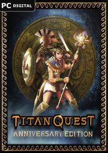 Packaging of Titan Quest Anniversary Edition [PC]