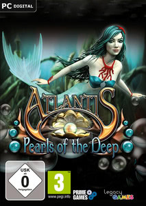 Packaging of Atlantis: Pearls of the Deep [PC]