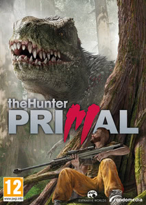 Packaging of theHunter: Primal [PC]