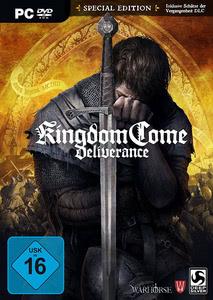 Verpackung von Kingdom Come Deliverance Special Edition [PC]