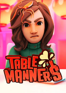 Verpackung von Table Manners [PC]