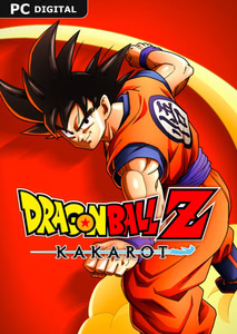 Packaging of Dragon Ball Z: Kakarot Standard Edition [PC]