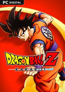 Verpackung von Dragon Ball Z: Kakarot Standard Editon [PC]