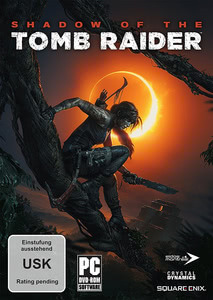 Verpackung von Shadow of the Tomb Raider [PC]