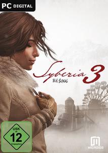 Verpackung von Syberia 3 [PC / Mac]