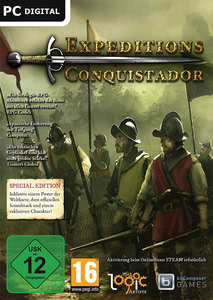 Packaging of Expeditions: Conquistador [PC]
