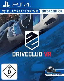 Verpackung von Driveclub VR - Playstation VR erforderlich [PS4]