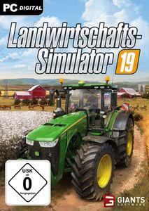 Verpackung von Landwirtschafts-Simulator 19 [PC / Mac]