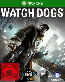 Verpackung von Watch Dogs [Xbox One]