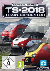 Verpackung von Train Simulator 2018 [PC]
