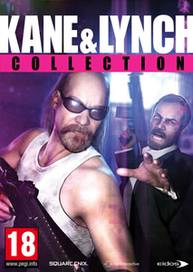 Packaging of Kane & Lynch Collection [PC]