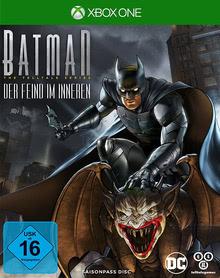 Verpackung von Batman: The Telltale Series - Der Feind im Inneren [Xbox One]