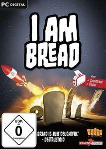 Verpackung von I am Bread [PC]