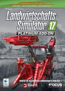 Verpackung von Landwirtschafts-Simulator 17 Platinum [Mac]