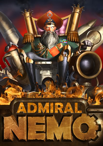 Packaging of Admiral Nemo [PC]