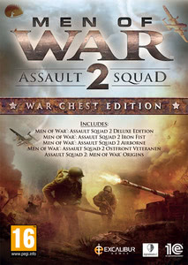 Packaging of Men of War: Assault Squad 2 War Chest Edition [PC]