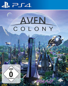 Verpackung von Aven Colony [PS4]