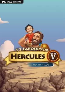 Packaging of 12 Labours of Hercules V: Kids of Hellas [PC / Mac]