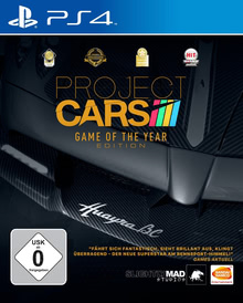 Verpackung von Project Cars Game of the Year [PS4]