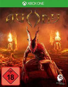 Verpackung von Agony [Xbox One]