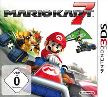 Verpackung von Mario Kart 7 [3DS]