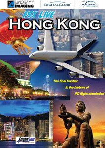 Packaging of Fly to Hong Kong FSX LIVE Add-on [PC]