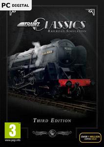 Packaging of Trainz Classics Volume 3 [PC]