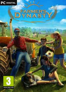 Packaging of Farmer Dynasty [PC]