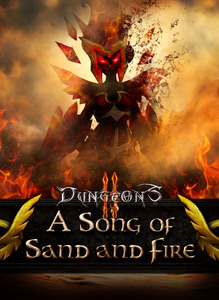 Packaging of Dungeons 2 - A Song of Sand and Fire [PC]