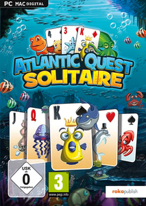 Packaging of AtlanticQuest Solitaire [Mac / PC]