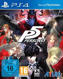 Verpackung von Persona 5 [PS4]