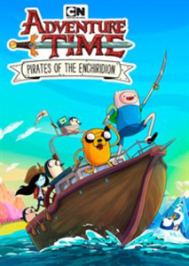 Verpackung von Adventure Time: Pirates of the Enchiridion [PC]