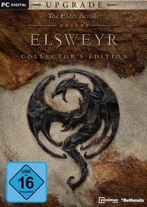 Verpackung von The Elder Scrolls Online: Elsweyr DCE Upgrade [PC]