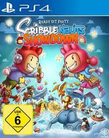 Verpackung von Scribblenauts: Showdown [PS4]