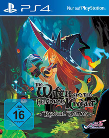 Verpackung von The Witch and the Hundred Knight: Revival Edition [PS4]