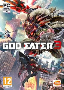 Packaging of GOD EATER 3 [PC]