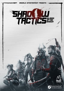 Packaging of Shadow Tactics: Blades of the Shogun [PC]