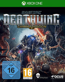 Verpackung von Deathwing: Space Hulk Enhanced Edition [Xbox One]