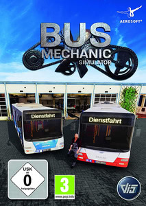 Verpackung von Bus Mechanic Simulator [PC]