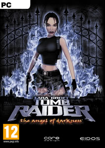 Packaging of Tomb Raider VI: The Angel of Darkness [PC]