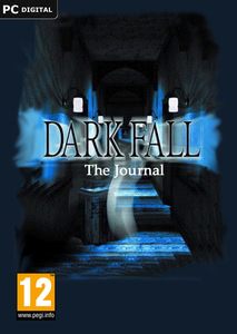 Packaging of Dark Fall 1: The Journal [PC]