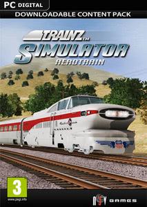 Packaging of Trainz - Aerotrain [PC]