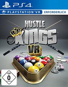 Verpackung von Hustle Kings VR - Playstation VR erforderlich [PS4]