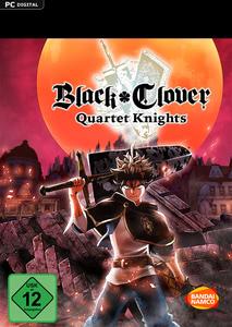 Verpackung von Black Clover: Quartet Knights [PC]