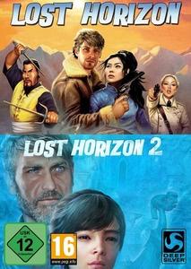 Verpackung von Lost Horizon Double Pack [PC]