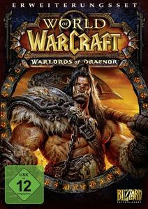 Verpackung von World of Warcraft Warlords of Draenor [Mac]