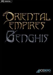 Packaging of Oriental Empires Genghis [PC]