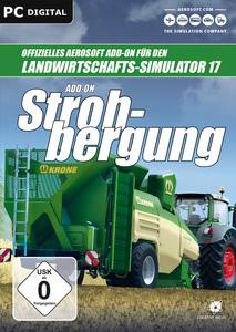 Verpackung von Landwirtschafts-Simulator 17 Add-On Strohbergung [PC]