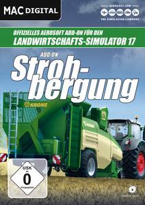 Verpackung von Landwirtschafts Simulator 2017 Strohbergung [Mac]